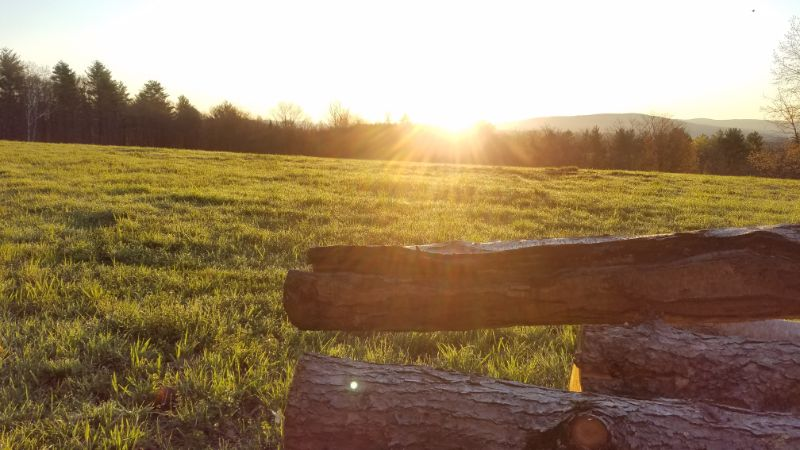 sunrise april