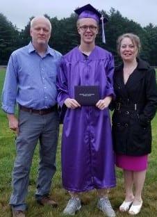 nathaniel graduation